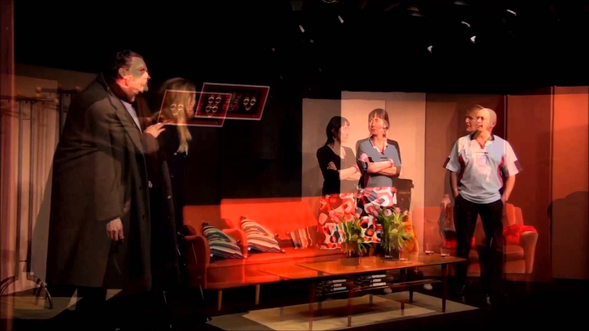 god of carnage God of carnage by yazmina reza directed by terry mcgovern produced by john griffin yazmina reza's 2006 play was originally written in french, and is about two sets of parents, one of whom's child has hurt the other at a public park.
