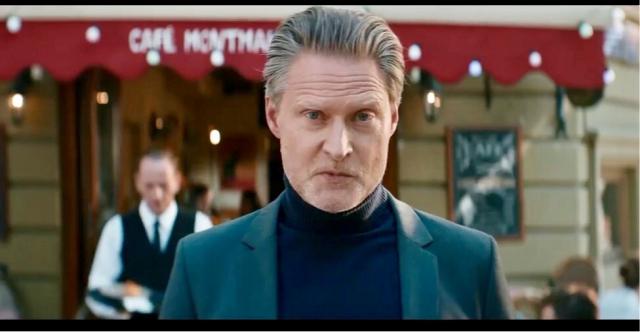 Actor Henrik Norman in French TV commercial Vattenfall